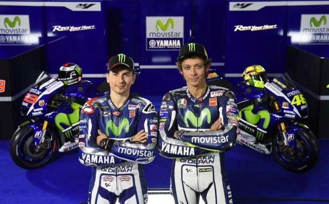 I segreti delle due Yamaha presenti a Sepang